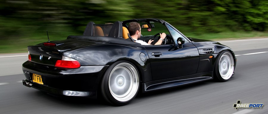 BMW Z3 Roadster Aeropaket