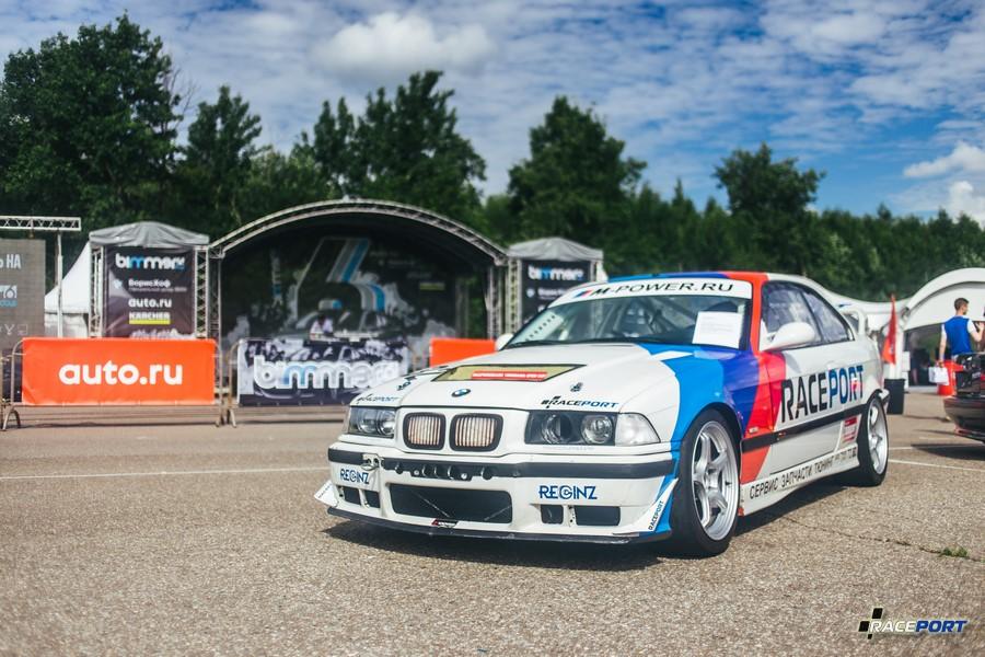 BMW M3 E36 Чемпион Maxpowercars