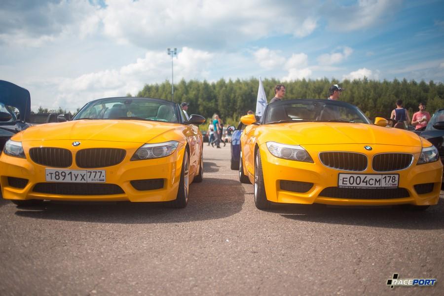Близнецы BMW Z4 Roadster E89