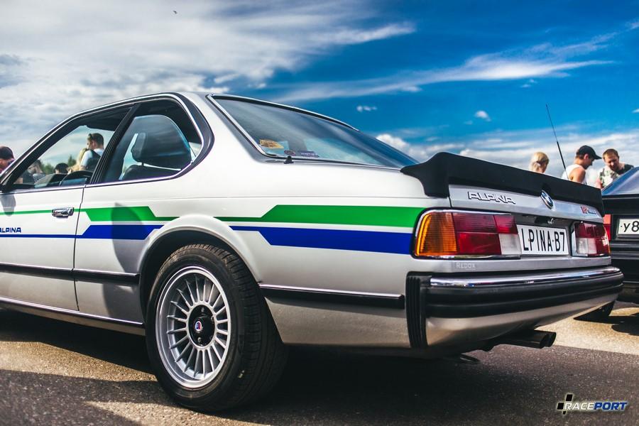 Этот автомобиль знаю все Alpina B7