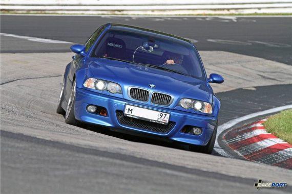 BMW M3: Из Рейспорта на Нюрбургринг