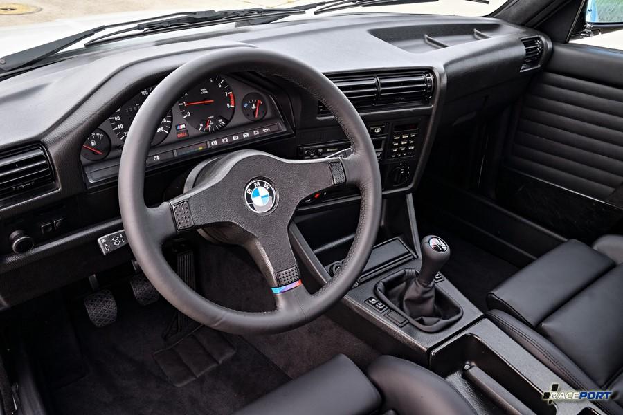 Interior BMW E30 Pickup