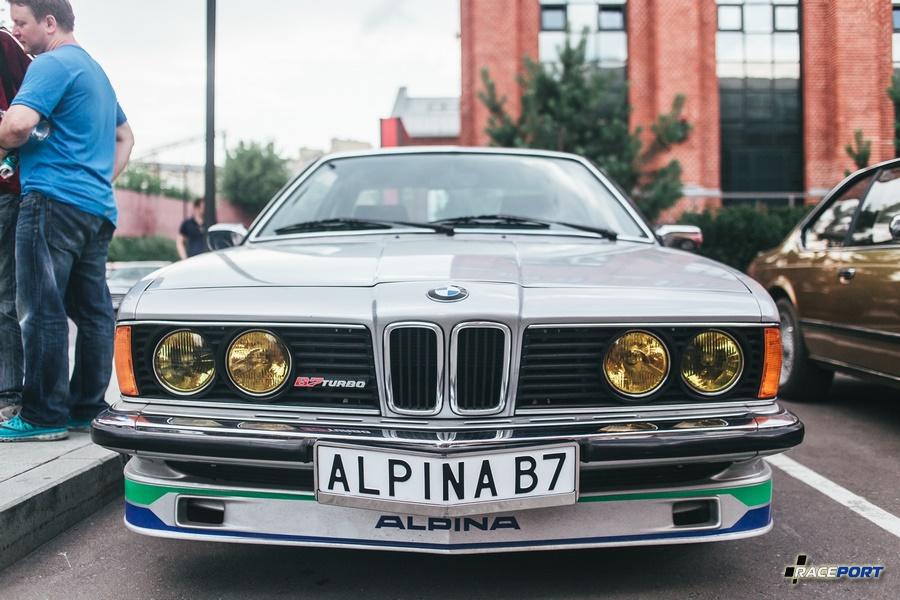 Alpina B7 Turbo E24
