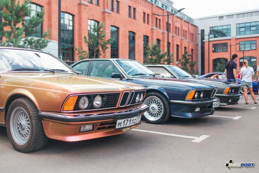 BMW 6 серии в кузове Е24