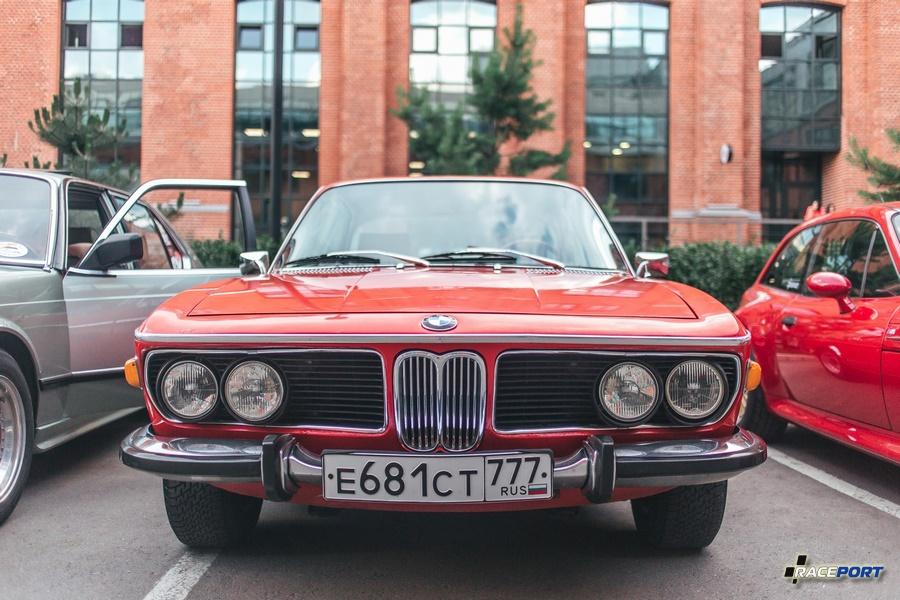 BMW 3.0 МКПП E9