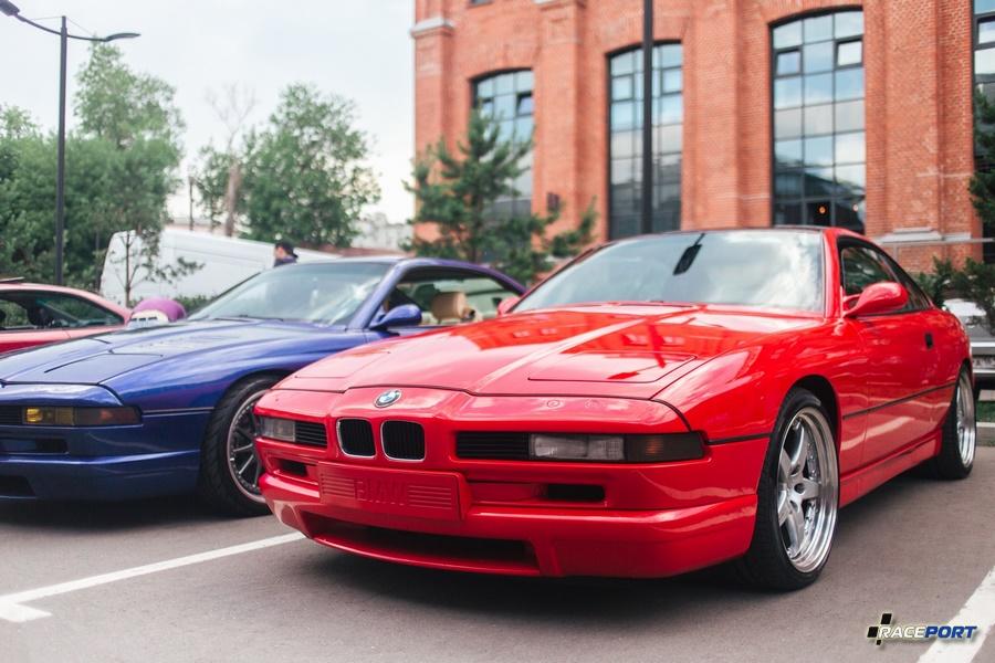 BMW 8 серии E31