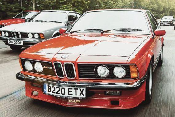 Динамика цен на янгтаймеры BMW и Alpina (E21, E34, E24)
