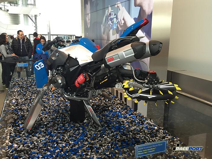 Летающий прототип ил Лего