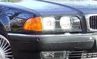 735i 1998 года, дорейстайлинг