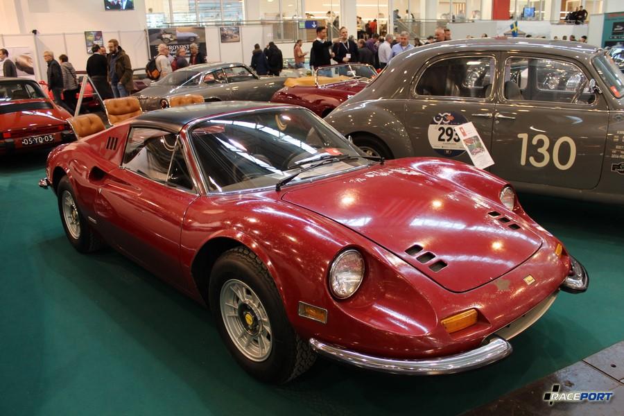 Ferrari Dino GTS 1972 г. в.