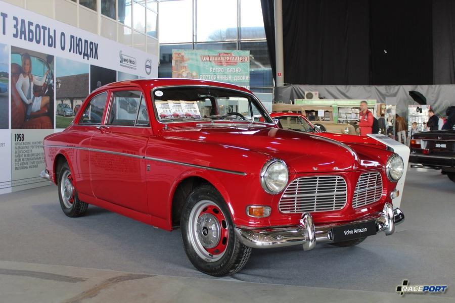 Volvo Amazon 1966 г.в. двигатель 1.6 л, 60 л.с.