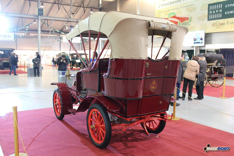 De Dion-Bouton Model Z, Франция 1905 г.в. 8 л.с.