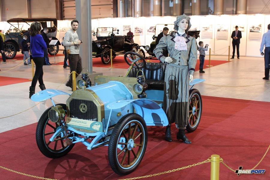 Le Zebre Type A, Франция 1910 г.