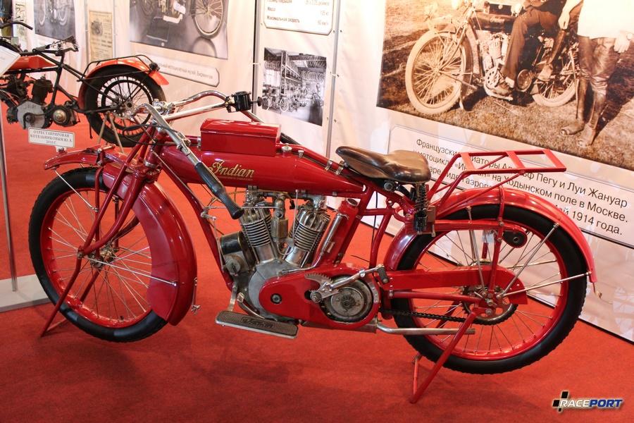 Indian Model G, США 1915 г.