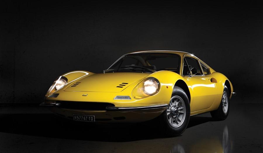 Также 50 лет отмечает в этом году Ferrari Dino