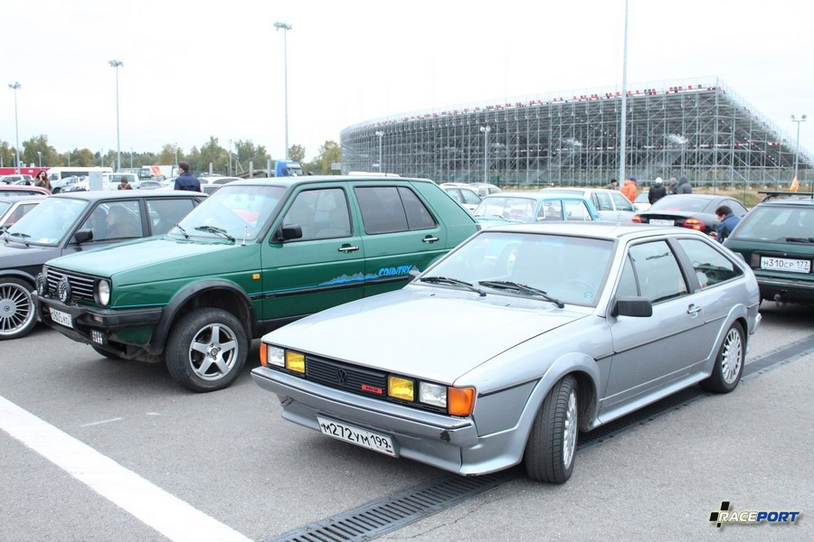 Volkswagen Golf 4x4 Country & Scirocco