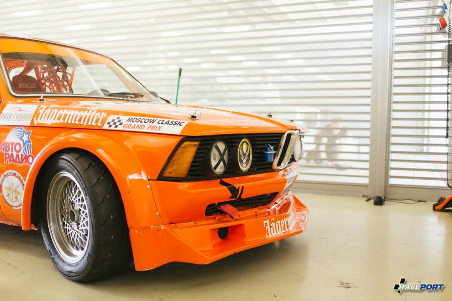 BMW E21 Jagermeister