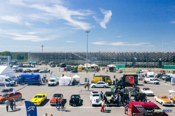 1 этап MCGP 2018 Moscow Raceway