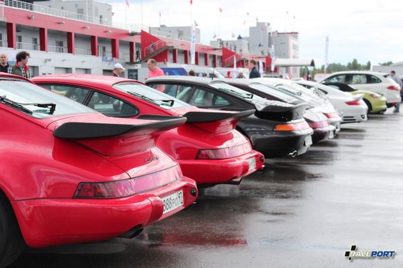 Porsche Club - классные экземпляры