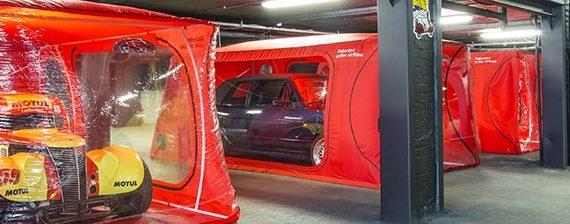 046 Бережное хранение автомобиля