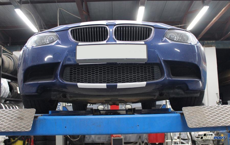 BMW M3 E92 Brake duct