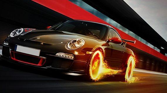 Чип тюнинг Porsche в компании Рейспорт