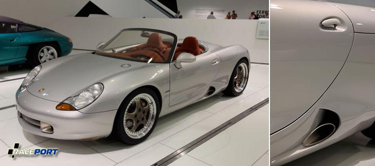 Porsche Boxster Concept 1993 года