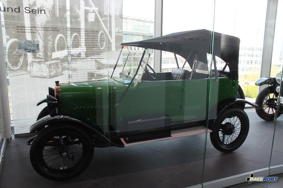 Wanderer 5/15 PS, Typ W 8 1923 г. в.