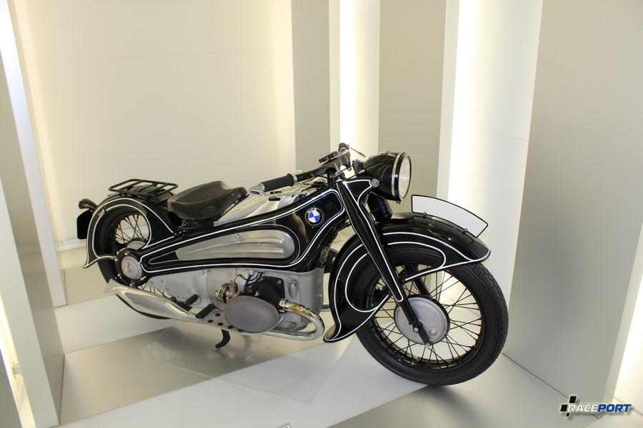 BMW Prototyp R 7 1934 года выпуска