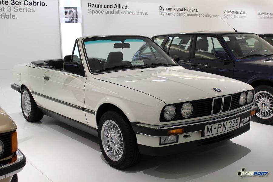 BMW E30 Convertible