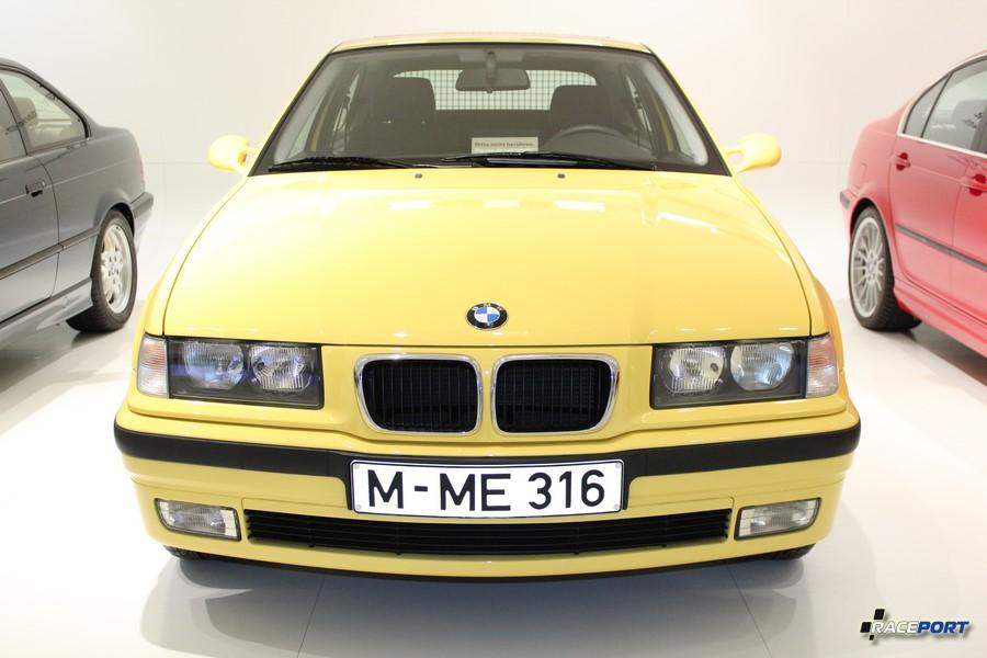 BMW E36 Compact Рестайлинг