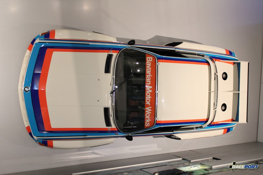 BMW E9 CSL BATMOBILE из чемпионата IMSA