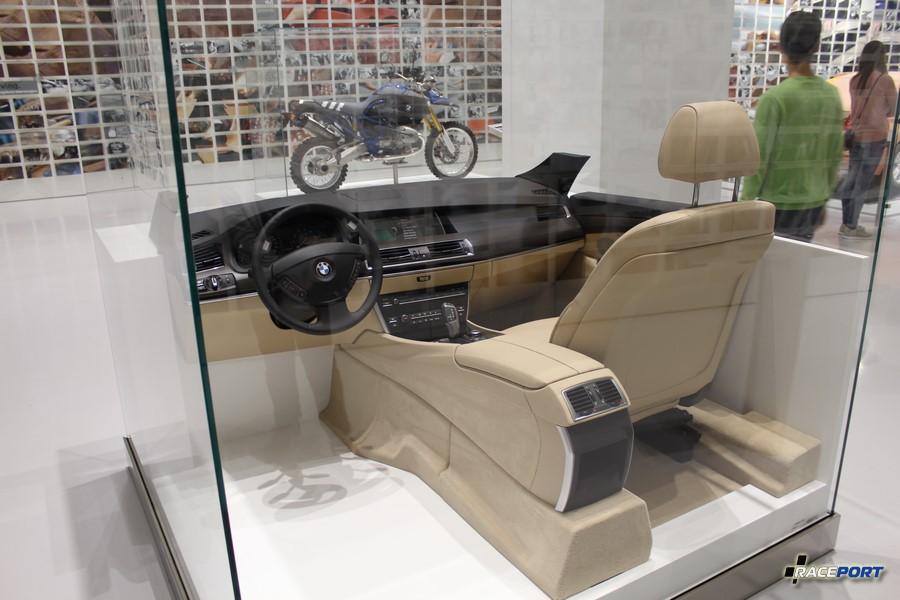 Приборная панель BMW