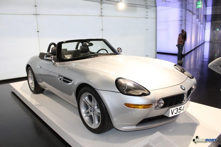 BMW Z8 с индексом кузова E52.