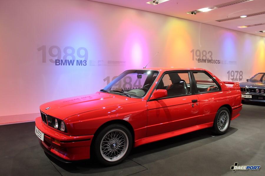 Легендарная BMW M3 E30