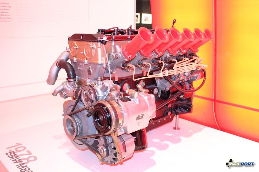 Двигатель от BMW M1