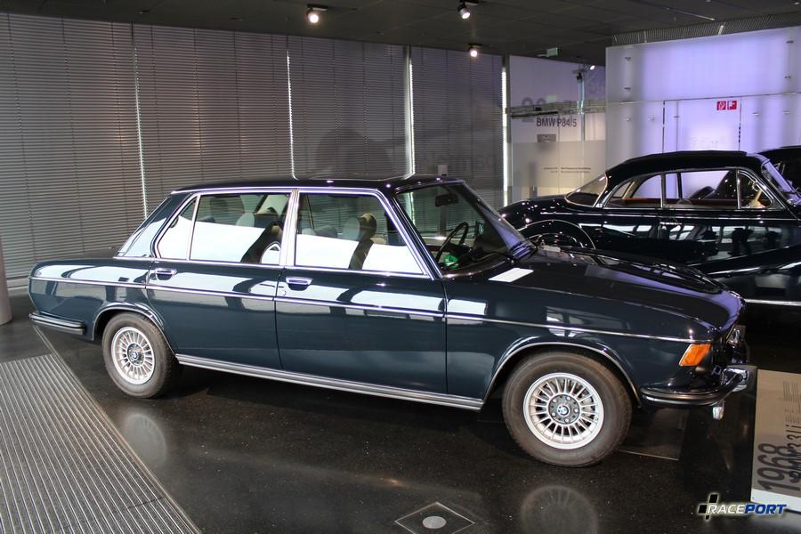 BMW E3 1968 г. в.