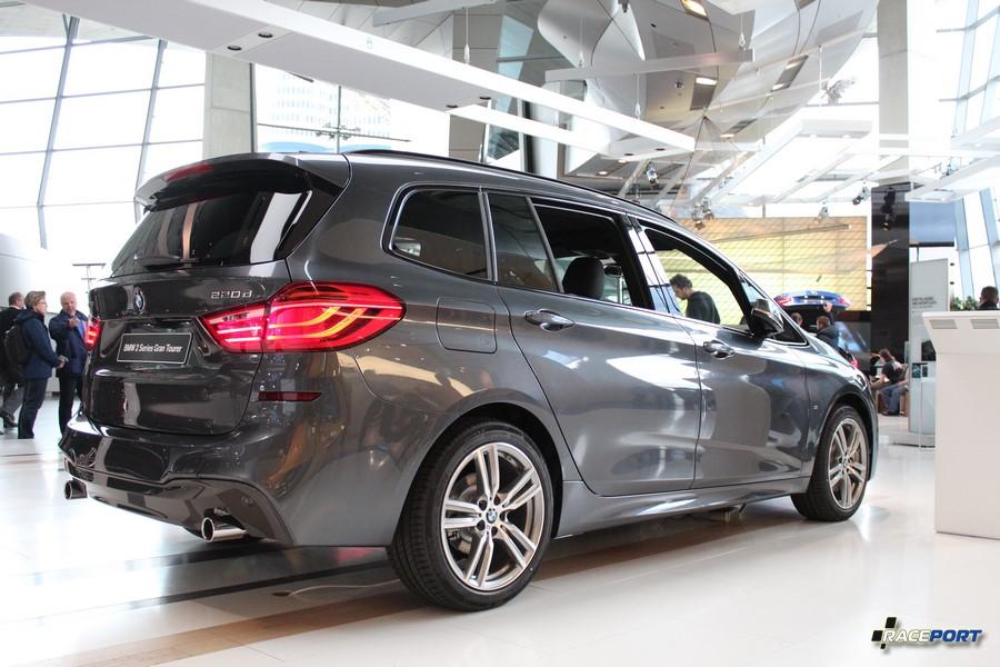 Это худшее, что могли сделать на заводе в BMW на мой взгляд.