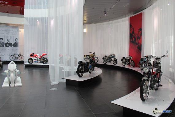 Путеводитель по авто музеям Германии. Часть 7 Ducati Museum. Ингольштадт