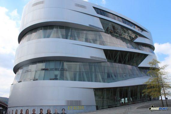Путеводитель по авто музеям Германии. Часть 5 Mercedes Benz Museum. Штутгарт