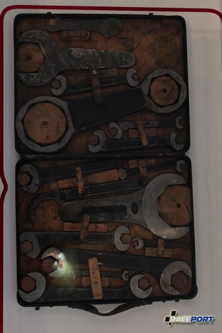 Шоферский инструмент Мерседес