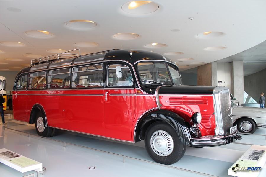 1952 Mercedes Benz O 3500 All wetter-Reiseomnibus