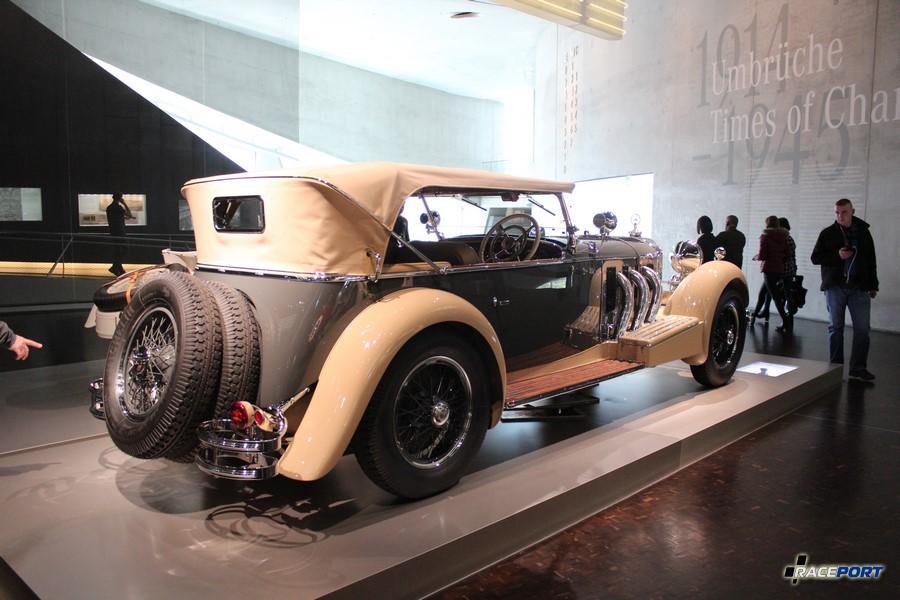 1930 MB Typ SS