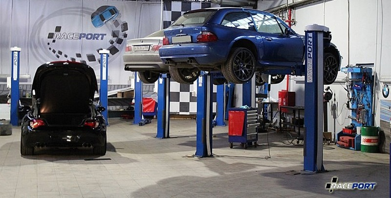 BMW Z3M & Z4M в кузовах купе
