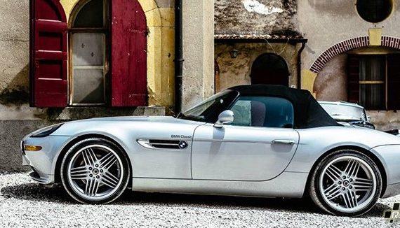 Родстеру BMW Z8 — 20 лет!