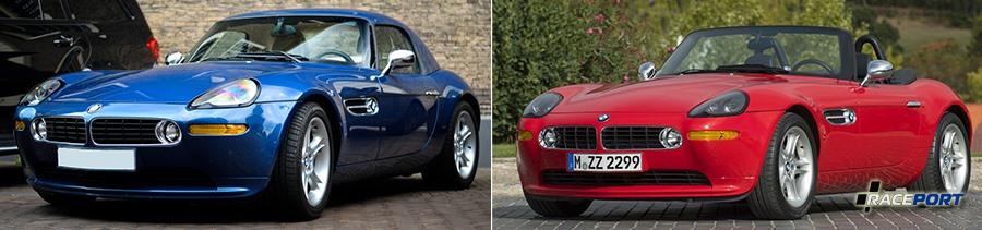 BMW Z8 E52 hardtop