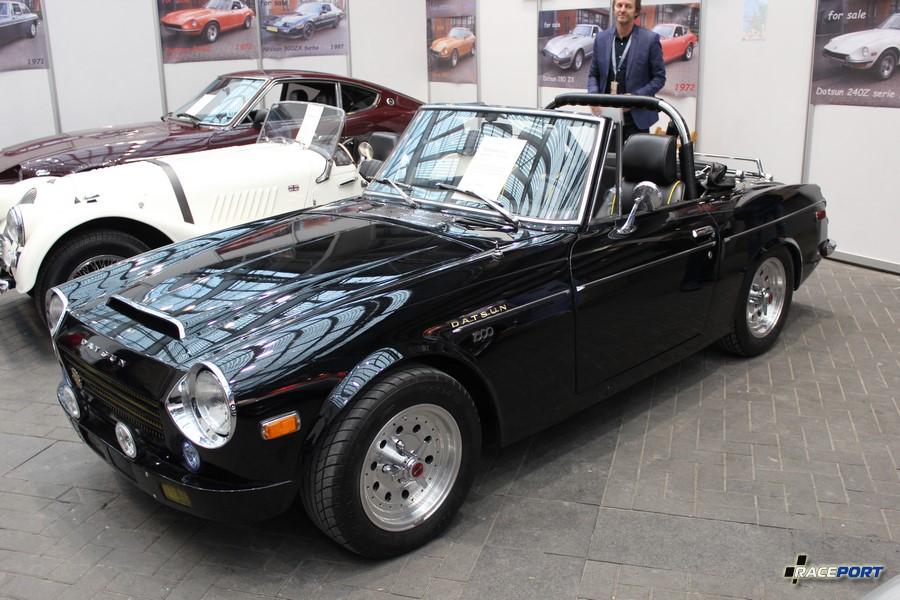 1970 Dutsun 1600 Roadster; 23 750 Euro