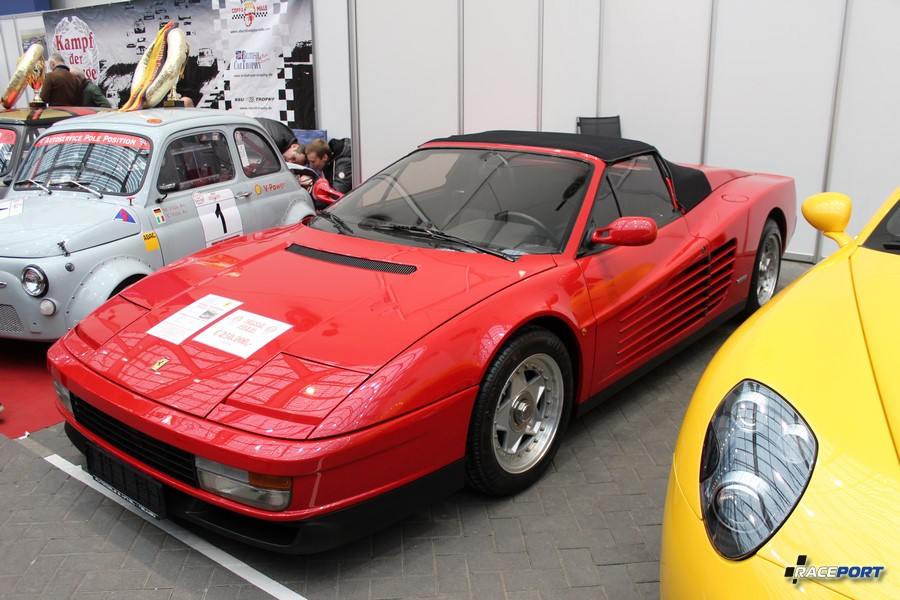 Ferrari Testarossa Spider F110 AB/E 250 000 Euro
