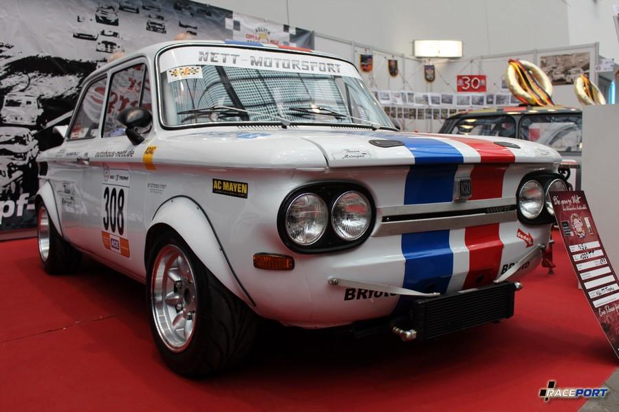 NSU 1000 TT