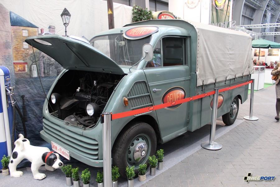 DKW SCHNELLLASTER F 89 L ELEKTRO